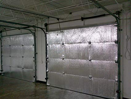 Garage Door Insulation In las vegas
