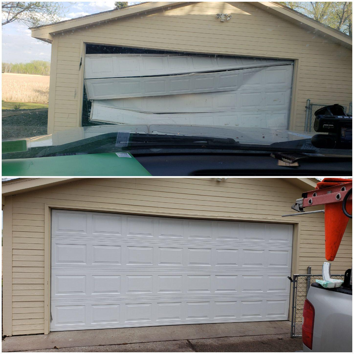 New Garage Door Installation Service