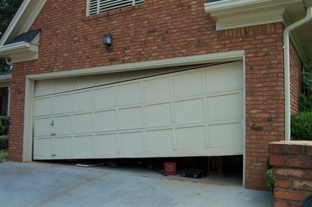 Garage Door Opening and Closing by Itself